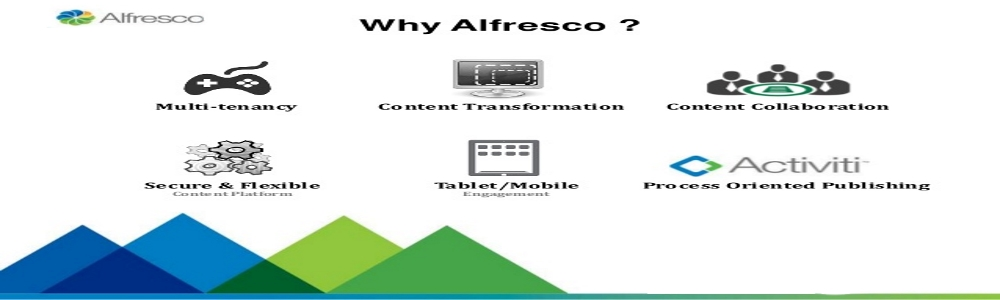 Why Alfresco?